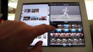 How to create trailers with iMovie on the iPad