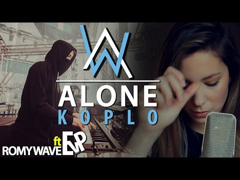 Alone - Romy Wave (Cover) | [EvP Music]