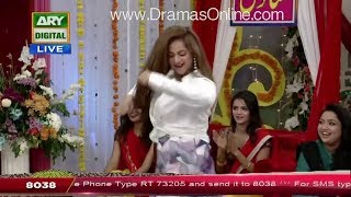 Noor's Dance Performance on Hamma Hamma In Morning Show ! Daily Feeds