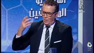 كلام عبد الحكيم سرار حول مباراة وفاق سطيف - مولودية الجزائر (دوري المحترفين )