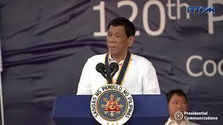 120th Philippine Navy Anniversary (Speech) 5/22/2018