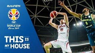 Nike Top 5 Plays - 17 September - 4th Window - FIBA Basketball World Cup 2019 - European Qualifiers