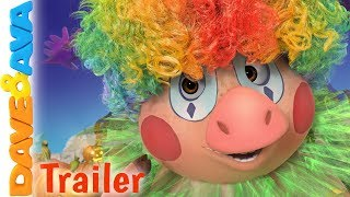🍭 Who Took The Candy? - Trailer |  Halloween Song for Toddlers by Dave and Ava 🍭