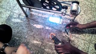 Free Energy Sept 2015 Pakistani Magnetic Gravity generator motor