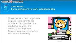 Designing a Studio For Game Designers | Luna Javier