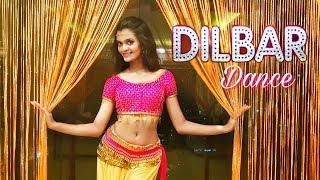 DILBAR | Satyameva Jayate | Belly Dance by Dhruvi Shah