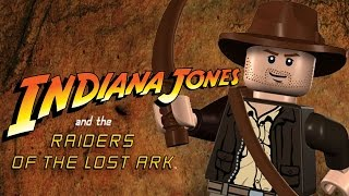 LEGO Indiana Jones and the Raiders of the Lost Ark - Full Playthrough & Walkthrough