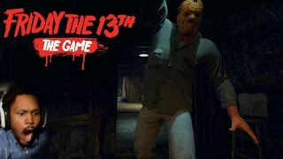 JASON, WHAT DID I DO?!11!?? | Friday The 13th: Virtual Cabin
