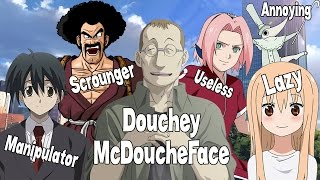 Worst Anime Characters of All Time