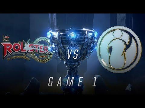 Xxx Mp4 KT Vs IG Quarterfinal Game 1 World Championship Kt Rolster Vs Invictus Gaming 2018 3gp Sex