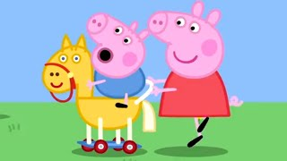 Peppa Pig English Episodes | Peppa Pig and George Pig