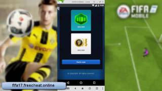 FIFA 17 Mobile Soccer Hack - How to Get FIFA Mobile Soccer Coins Hack iOS/Android