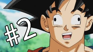DRAGON BOL ZUPER #2 Goku el retrasado
