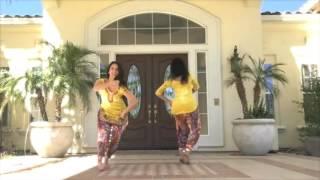 Naina and Manpreet Dance