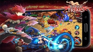 Brave Trials Android Gameplay Trailer [HD]