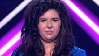 Shiane Hawke: Piece Of My Heart - The X Factor Australia 2012 - Ep. 19, Live Show 4, TOP 9