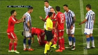 09/10/2016 Resumen Recreativo de Huelva - Real Murcia