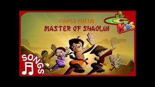 Chhota Bheem - Master of Shoalin Title Song