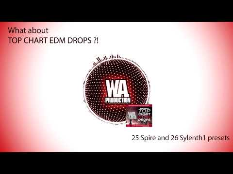 W. A. Production - What About: Top Chart EDM Drops