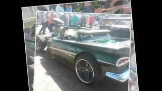 """1959 chevy el Camino scale model rat rod """"hulk Camino"""""""
