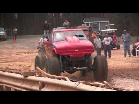 LCMMC Hill N Hole & Twitty s Wagener Salley Mud Bog 4x4cross Webisode