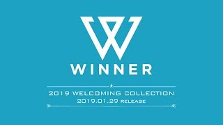 WINNER'S 2019 WELCOMING COLLECTION