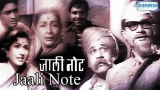 Jaali Note (1960) - Bollywood Movie - Dev Anand, Madhubala