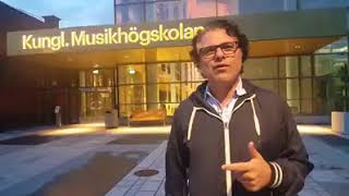 Rostom Lashari's Message from Sweden to all Baluch