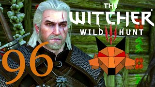 Let's Play Witcher 3: Wild Hunt [Blind, PC, 1080P, 60FPS] Part 96 - Return to Dolores