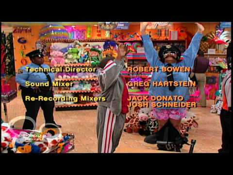 Disney Channel Scandinavia THAT S SO RAVEN Ending Credits Outro