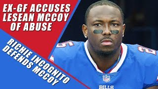 LeSean McCoy Accused of Beating Ex Girlfriend: McCoy Denies Claims