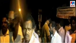 Dalit family stopped strike in child attack issue