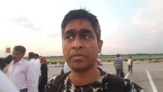 New Journey Begins | Way to Kolkata at Dhaka Airport | Movie Shooting