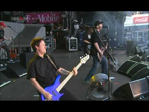 The Offspring The Kids Aren t Alright live Rock am Ring 2008