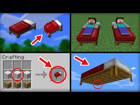 watch ✔ Minecraft: 20 Things You Didn't Know About the Bed