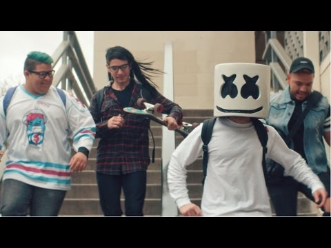Download Marshmello - Moving On (Official Music Video)