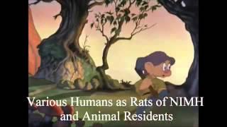 The Secret of NIMH (Human Style) part 19 - Peter Pan Vs. Captain Hook