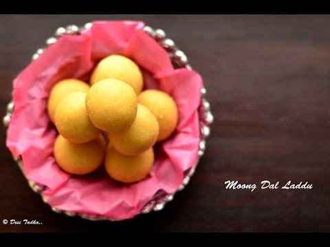 Easy Moong Daal Ladoo recipe | how to make mung dal quick ladoo at home| Instant ladoo recipe