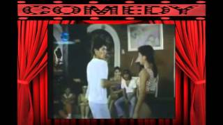 Rene Requiestas and vic sotto - nagtuturo ng tunay na Aerobics