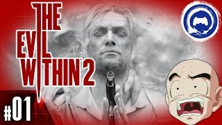 The Evil Within 2 Part 1 - Krillin Plays