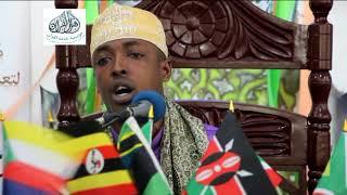 13rd Quran Tilawat Competition in Tanzania 2017-Qari Abdurahman Ahmada Comorro