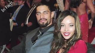 Roman Reigns Wife History and Love at first Sight - Incredible Love Story of  Power House
