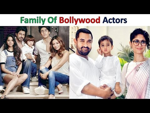 Bollywood super star with There Unseen familys