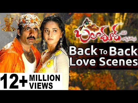Xxx Mp4 Ravi Teja Anushka Back To Back Love Scenes Baladoor Telugu Movie Suresh Productions 3gp Sex