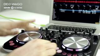 Pioneer DDJ-WeGO now works with Serato DJ Intro 1.1.1