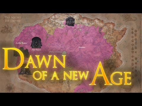 History of the Night Elves Part 2: Dawn of a New Age