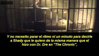 Eminem Lighters ft. Bruno Mars [Official Video - Traducción Español]