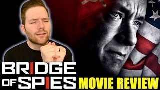 Bridge of Spies - Movie Review