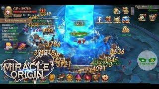 Miracle Origin (Android iOS APK) - MMORPG Gameplay, Elementalish Lv.1-90