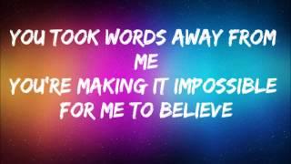 4Count - Speechless (Lyric Video)